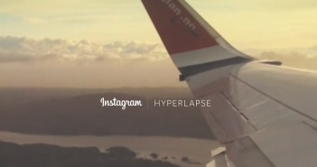 Hyperlapse instagram