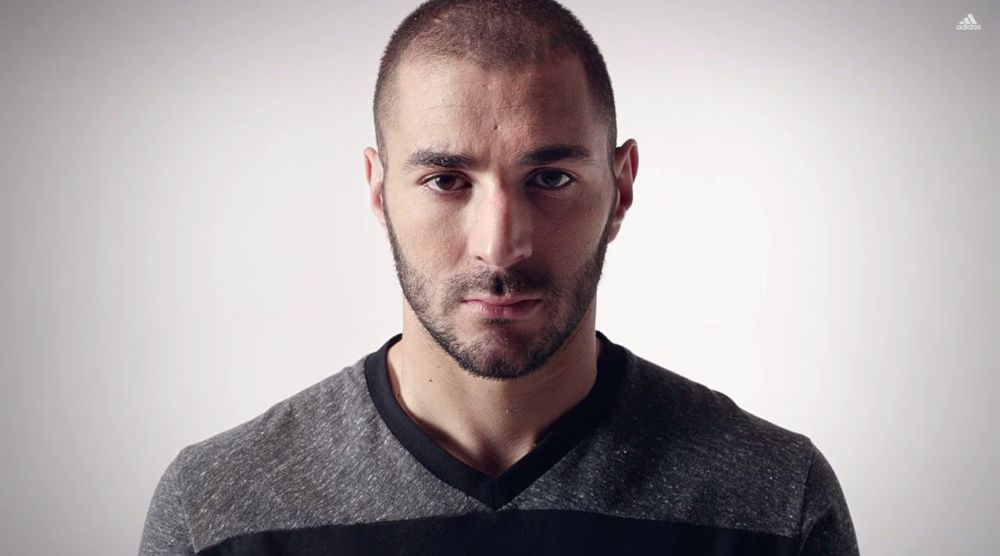 Nouvelle Pub Adidas Benzema : There will be haters