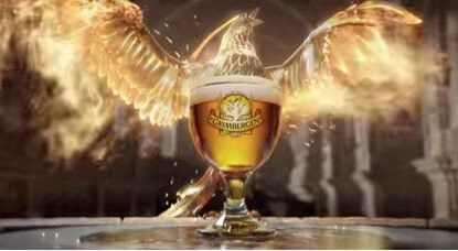 Quand Grimbergen se prend pour Game of Thrones