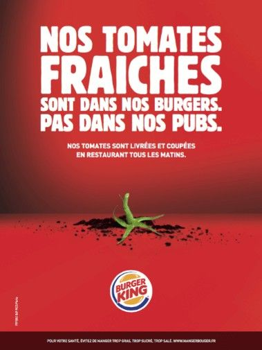 Burger King : The Fresh Promotion #2
