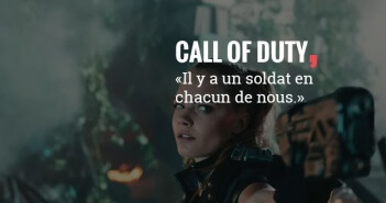 publicité call of duty