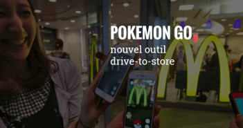 Pokemon go marketing